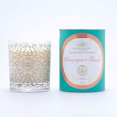 Buy Kew Gardens Pure Soy Wax Glass Candle | Champagne And Pomelo – Beaumonde ®