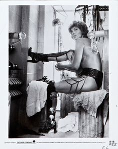 Joanna Cassidy as Zhora in Ridley Scott's #BladeRunner (1982)