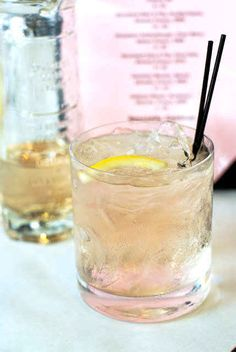Yves St. Laurent St. Germain Cocktail