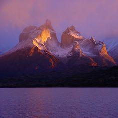 Bienvenidos a Torres del Paine - Patagonia Chile