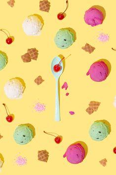 Ice Cream Delight / Violet Tinder Studios
