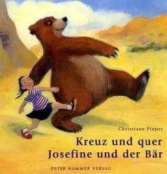 Die kleine Josefine und der dicke Bär machen sich auf die Wanderschaft. Sie tun das, wie das gutgelaunte Leute tun und erleben soviel, wie neugierige Leute viel Ungewöhnliches in der Welt widerfährt.