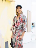 12 Prints So Good You May Just Ditch Solid Colors  #refinery29  http://www.refinery29.com/best-prints-miami-art-basel-street-style