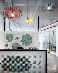 Jelly Button Games Offices - Tel Aviv - Office Snapshots