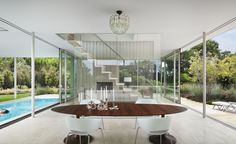 Steven Harris Architects LLP - Surfside Residence. Beyond obsessed with this house.