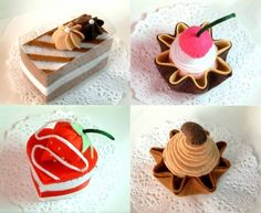 felt craft ideas - بحث Google‏