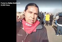Cops, Nat'l Guard use sonic device to disperse Water Protectors, concussion grenades to scare bison
