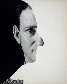Self-portrait (New York) by German fashion photographer & Dada artist Erwin Blumenfeld via NYT Creative Photography, White Photography, Fine Art Photography, Portrait Photography, Photomontage, Dadaism Art, Photoshop, Photo Truquée, Dada Artists