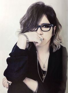 The GazettE . Ruki