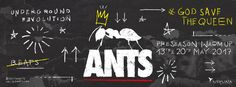 ANTS announce 2 parties for 2017 pre-season in ibiza