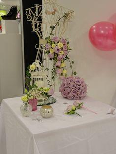 Cotton Rose At Debenhams Wedding Fair