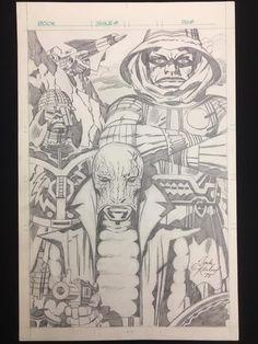 The Bristol Board Sketchbook Drawings, Art Sketches, Art Drawings, Frank Miller Comics, Art Education Resources, Jack Kirby Art, Bruce Timm, Bristol Board, Cartoon Art