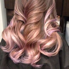 Rose Gold Hair! The hottest trend in hairstyling!   The HairCut Web!