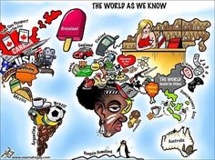 Perception Of The World!
