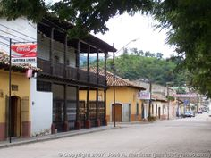 Danli, Honduras  Cattle and cigars are the principle products of the city.