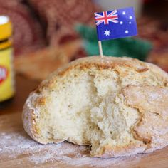 Damper is traditional Australian campfire bread. It is a simple recipe that was baked in the coals and eaten fresh. Damper Recipe Camping, Campfire Bread Recipe, Aussie Food, Australian Food, Australian Recipes, Flour Recipes, Bread Recipes, Baking Recipes, Self Raising Flour Bread