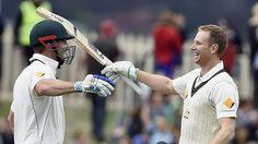 Australia v West Indies: Adam Voges & Shaun Marsh add 449   #cricket #crickettalk #testcricket #test #AusvsWI