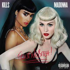 MADONNA – TRUST NO BITCH! FEAT. NATALIA KILLS