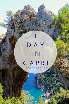 Only have 1 day in Capri? Don't want to waste all your time waiting in line for the Blue Grotto? Here are some great alternatives to spending 1 day in Capri