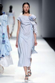 May Hsu, Primavera/Verano 2017, Shanghái, Womenswear