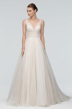 Watters Wedding Dress Janet Style 9038B | Blush Bridal