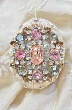 Pasimenterié Couture Ornament - IP09-3102-160