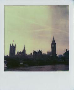 London & Paris in Polaroids by Endlessly Enraptured