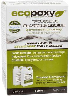 Plastique liquide - EcoPoxy Soap, Personal Care, Basement, Products, Bricolage, Personal Hygiene, Soaps, Basements
