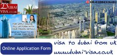 Visa To Dubai From UK - The #Visas for #Dubai for the #UK foreign resident are available in affordable prices. You needed to submit few documents along with your photograph for your visa get processed. For more details visit our http://www.dubai-visa.co.uk/category/dubai-tour-attractions