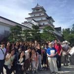 Fukushima Prefecture: Students from Università degli Studi di Milano (University of Milan) Are Sharing the Now of Fukushima