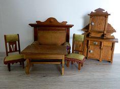 Gründerzeit-Wohnzimmer-5tlg.um 1900 | eBay