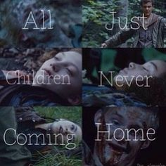 Hunger Games / Tributes