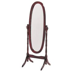 Home Source Industries Stand Mirror
