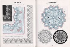Cook, B. - Introduction to bobbins laces patterns tonder mb - lini diaz - Álbumes web de Picasa