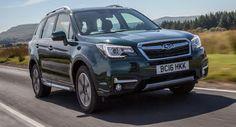 Subaru kündigt Forester Sonderausgabe für das Vereinigte Königreich New Cars Prices Subaru Subaru Forester SUV UK