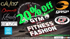 ✅20% Discount Storewide✅🔴Use CODE: save 20🔴✅Ends 12pm 2nd October.✅ ➡️Shop www.gymandfitnessfashion.com.au⬅️ 💯🆒💥#bodybuilding #gym #fitness #fashion #quality #australia #australian #aussie #muscle #weights #women #men #crossfit #hiking #walking #running #cycling #casualwear #yoga #zumba #sports #beach #family #lift #strong #coffee #lunch #streetwear @gymandfitnessfashion.com.au @gymandfitnessfashion.com.au