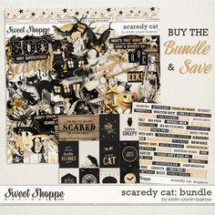 Scaredy Cat: Bundle by Kristin Cronin-Barrow