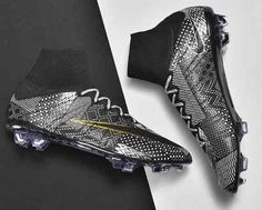 Black History Month Nike Mercurial Superfly Superfly Soccer Cleats dfa221a5d007f