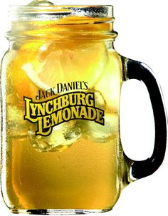 Lynchburg Lemonade- One of @Brandy Waterfall Jouannet's favorite summer cocktails!! Recommended as a refreshing whiskey drink!