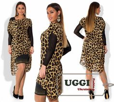 Elegant Cocktail Woman dress Micro-oil fabric Chiffon Sparkles- Plus size #Unbranded #StretchBodycon #Cocktail
