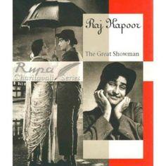 Music, Films & Entertainment Books - Buy Raj Kapoor: The Great Showman online in India   Dealtz.com