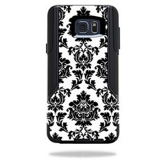 Vintage Damask Cell Phone Skin for OtterBox Commuter Samsung Galaxy Note 5