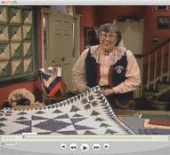 Eleanor Burns Quilt in a Day -  Video Library quilt in a day.com