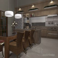 Projeto sala jantar -decor