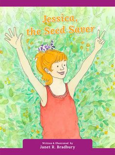 Free Publications — Heritage Food Crops Research Trust, New Zealand Jessica the seed saver children's free ebook #seedsavers #treecrops #JessicaTheSeedsaver #nzpermaculture