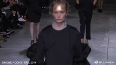 The necklace | Accessories from the Runway | Simone Rocha - Fall/Winter 2014-15 | London Fashion Week | Watch the full show ➣ http://reelfashion.tv/simone-rocha-fashion-show-fall-2014-london/