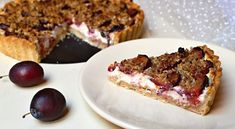 svestkovy-kolac-spaldovy Home Recipes, Pavlova, Banana Bread, French Toast, Cooking, Breakfast, Sweet, Desserts, Food
