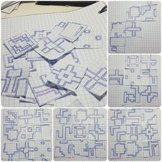 Dungeon Tiles, Dungeon Maps, Dnd Table, Fantasy Map Making, Dnd Stories, Dungeons And Dragons Homebrew, Dnd Monsters, D House, Map Design