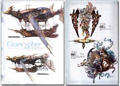 Granblue Fantasy Graphic Archive Official Art Book - Anime Books