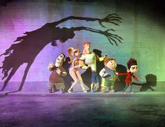 ParaNorman directors Sam Fell and Chris Butler talk exclusively about their stop motion animated film and the golden age of the art form. Coraline, Tim Burton, Cartoon Art Museum, Norman, Stop Motion Movies, Laika Studios, Kubo And The Two Strings, Halloween Movies, About Time Movie